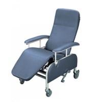 Lumex Tilt-In-Space Drop Arm Reclining Geriatric Chair ...