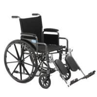 Medline Excel Standard Wheelchair - Big Savings On Medline ...