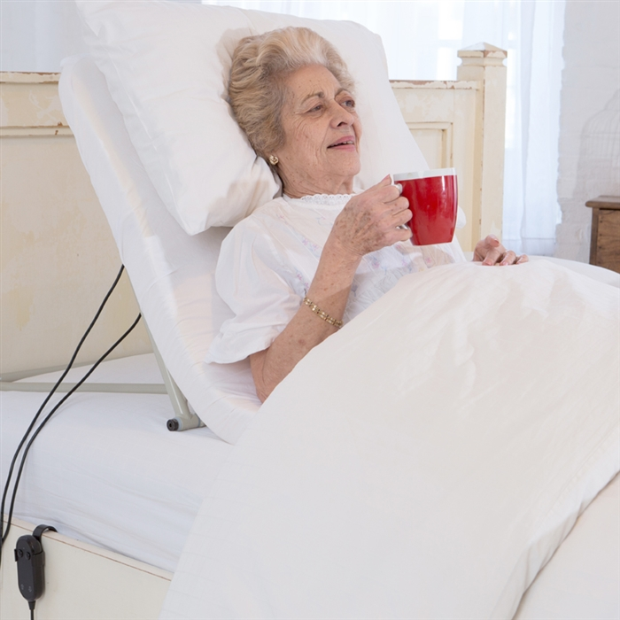 portable adjustable bed recliner for seniors