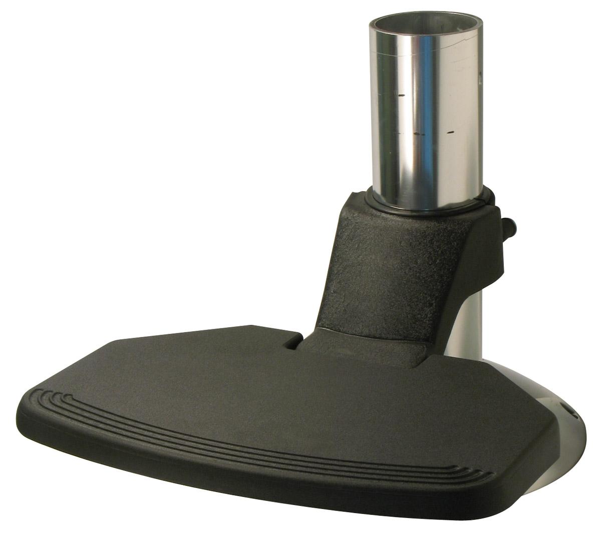 Helmsman Pedestal Mount Flipdown Footrest