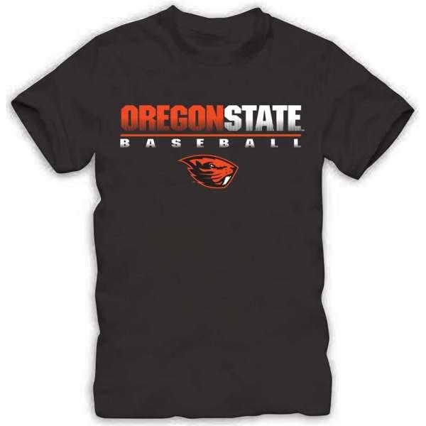 Oregon State Baseball Shirt