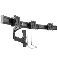 K4 KONTOUR Triple Monitor Wall Mount, 2 Link Horizontal ...