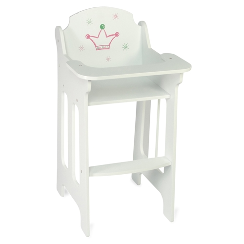 american girl high chair hanging flipkart 18 inch doll furniture fits dolls shop emily rose