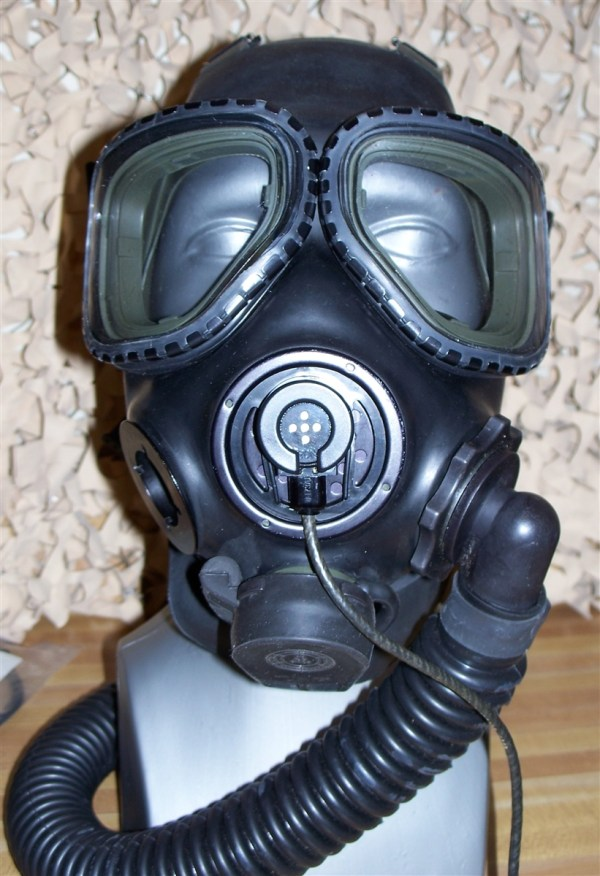 M42 M42a2 Mcu-2 Nbc Cbrn Gas Mask Detachable