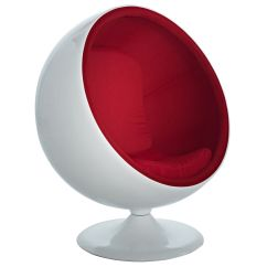 Modern Ball Lounge Chair Swing Auckland Eero Aarnio Reproduction