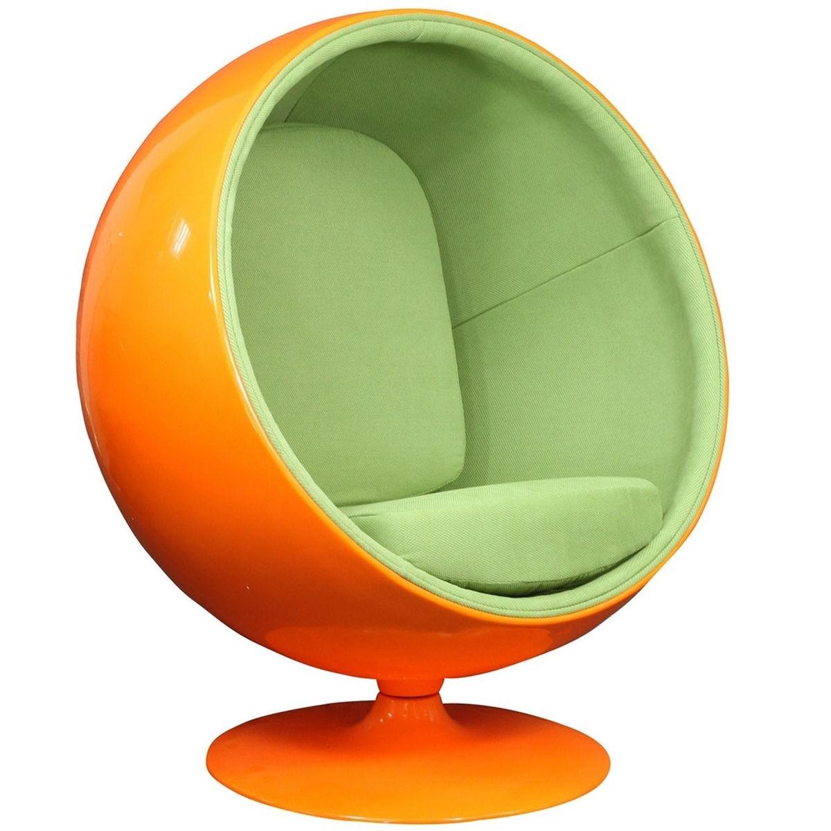 ball chairs chair covers rental in elizabeth nj eero aarnio modern reproduction
