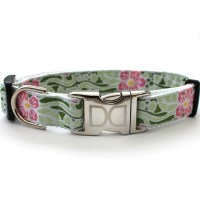 Maui Designer Dog Collar and Leash