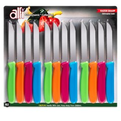 American Made Kitchen Knives Countertops Pictures Alfi Cutodynamic In Usa 12 Pc Set All Purpose Perfect Aerospace