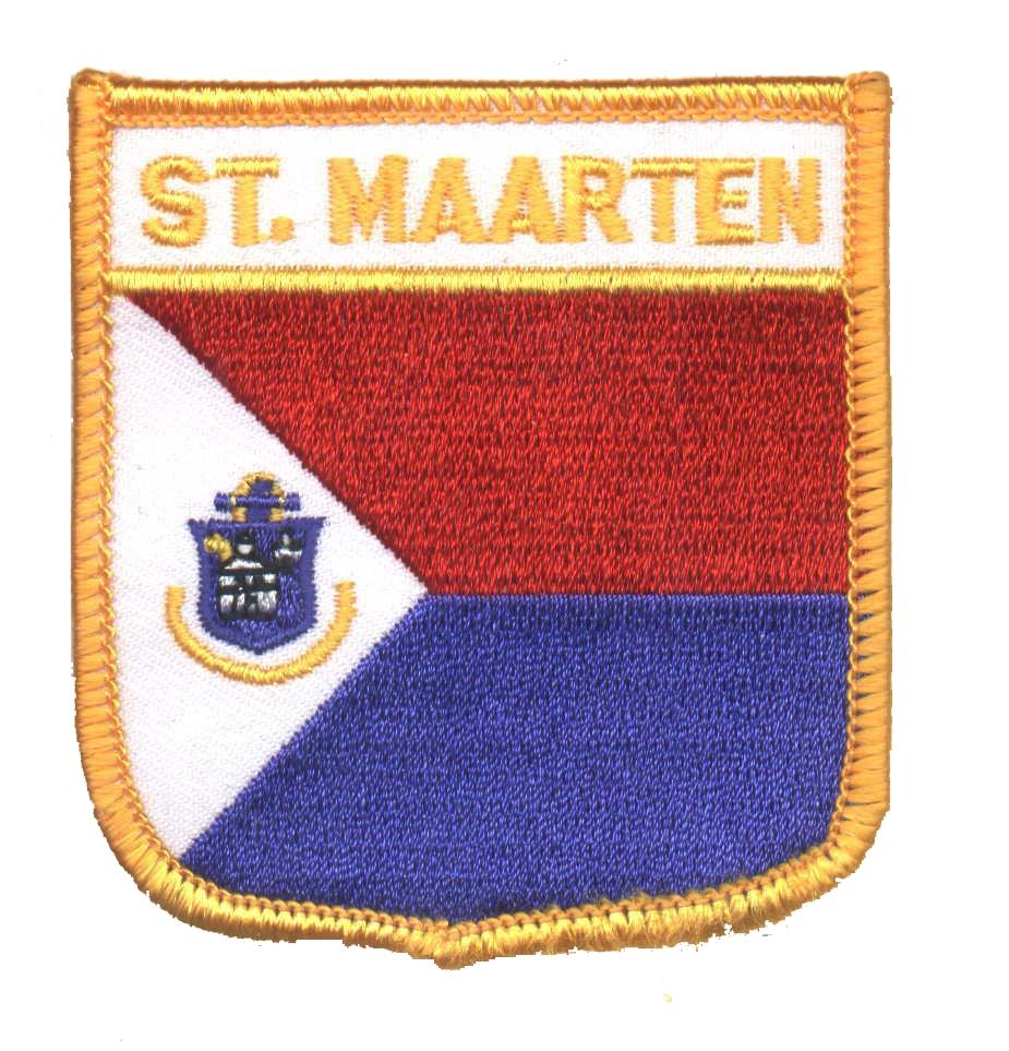 st maarten medium flag