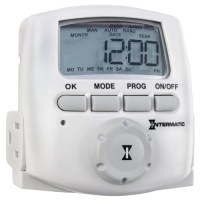 Outdoor Lighting Timer
