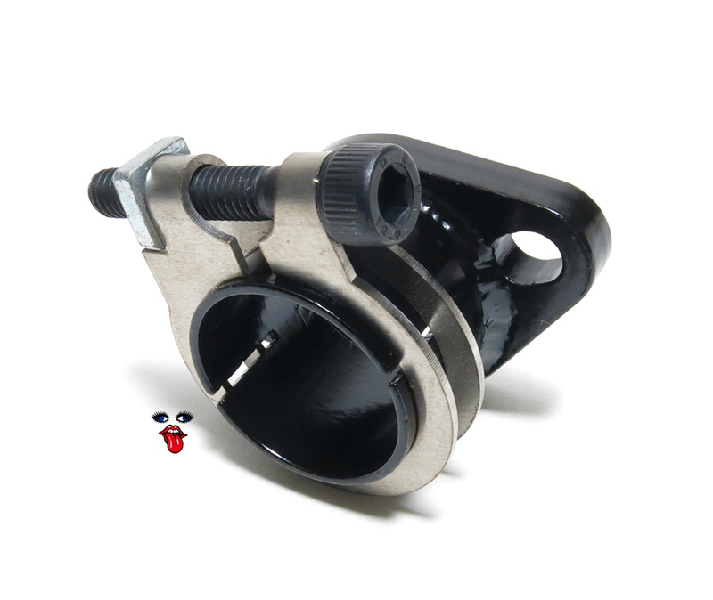 mlm sachs n kreidler exhaust adapter clamp style to flange