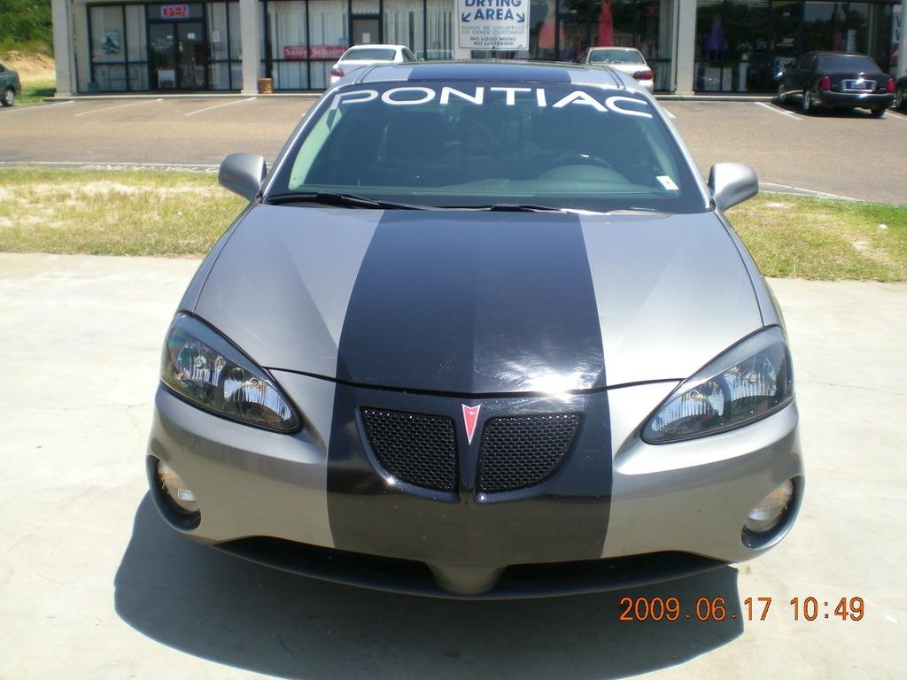 pontiac grand prix or grand am 24 rally stripes set  [ 1024 x 768 Pixel ]