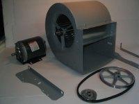 Blower w/Motor -1580 cfm