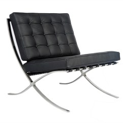 Barcelona Chairs For Sale Chair Stand White Mh2g In Black Leather