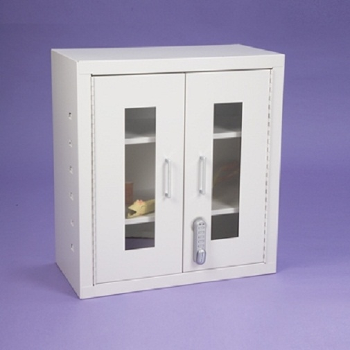 Health Care Logistics 17850 Medical Storage Cabinet with