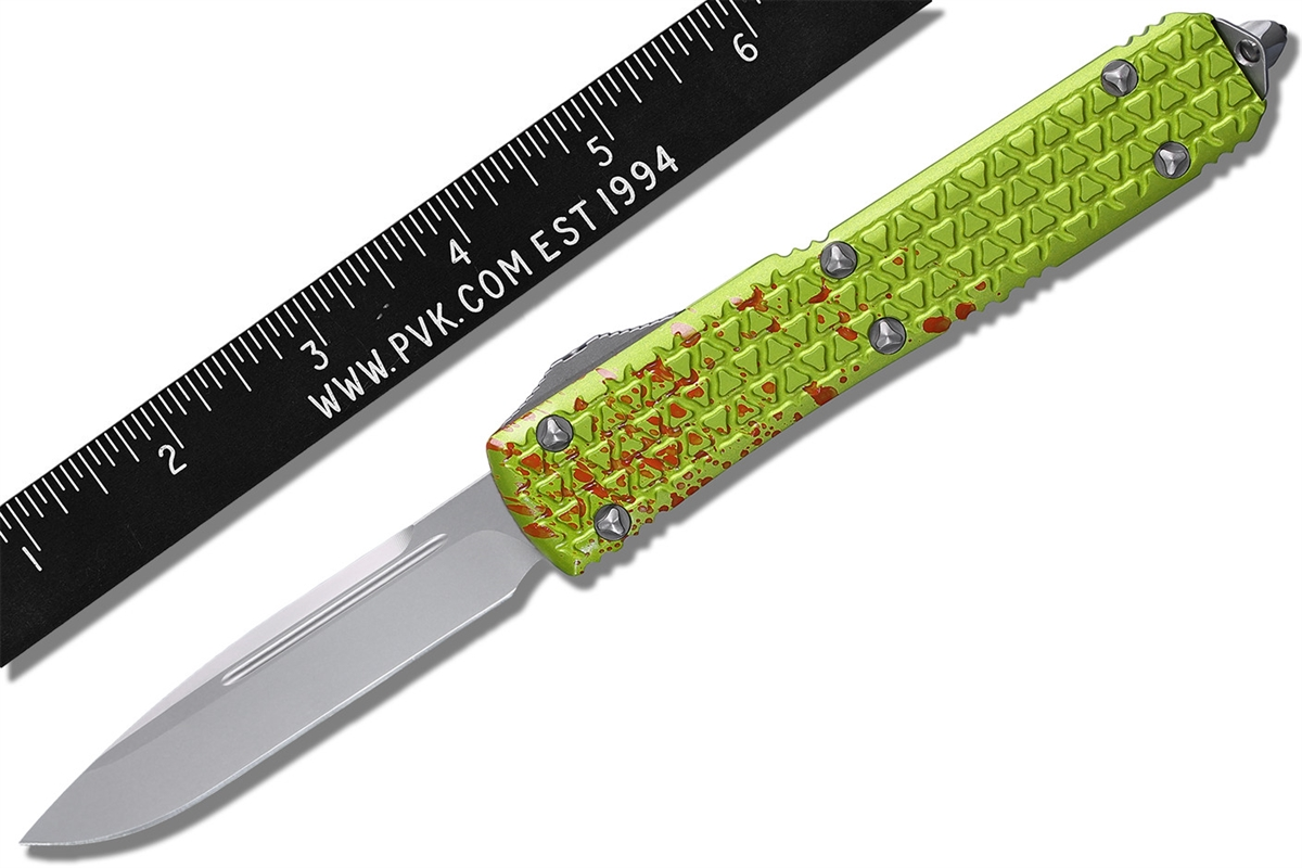 Microtech Ultratech Zombietech Otf Tri-grip Bead Blast