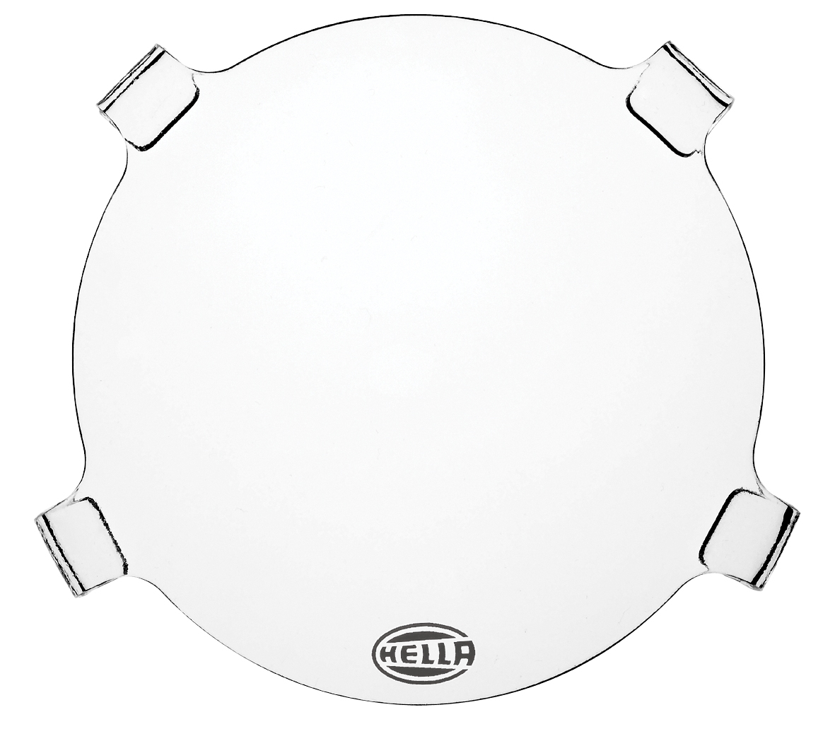 hight resolution of hella comet ff 500 series clear protective driving and fog light cover 8157