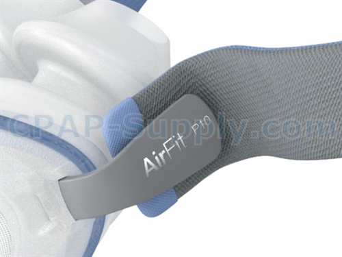 airfit p10 nasal pillows mask with headgear