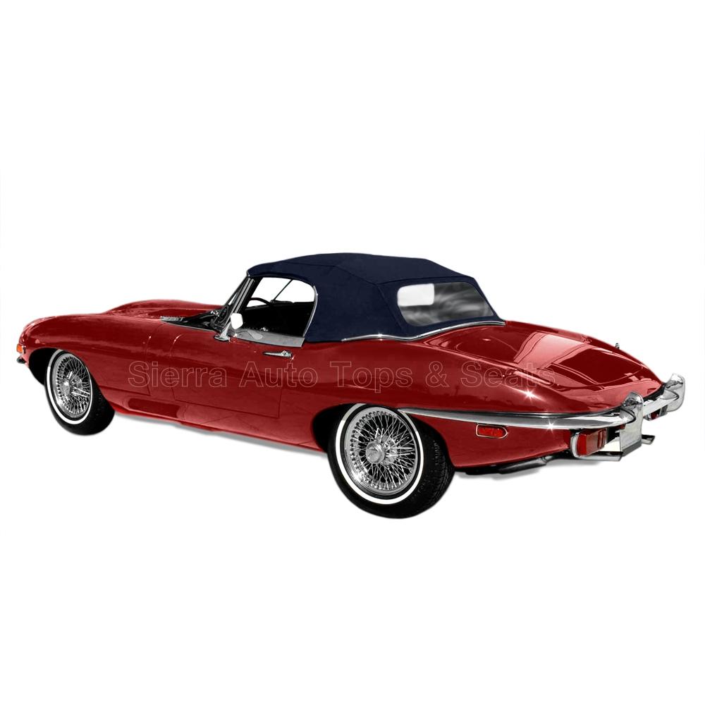 hight resolution of 1961 1971 jaguar e type xke convertible top