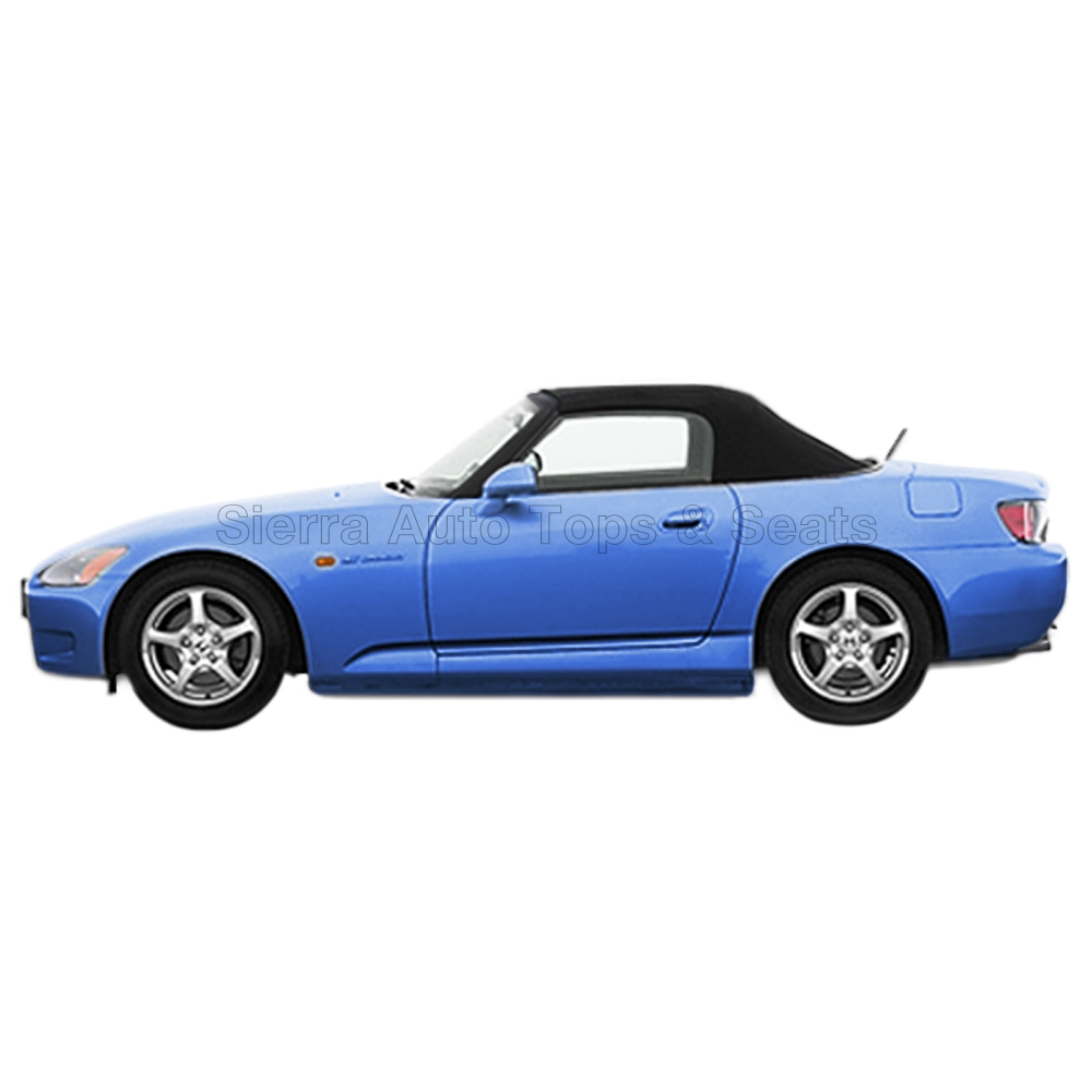 small resolution of 2000 2001 honda s2000 top black vinyl glass window s2000 roof switch wiring diagram
