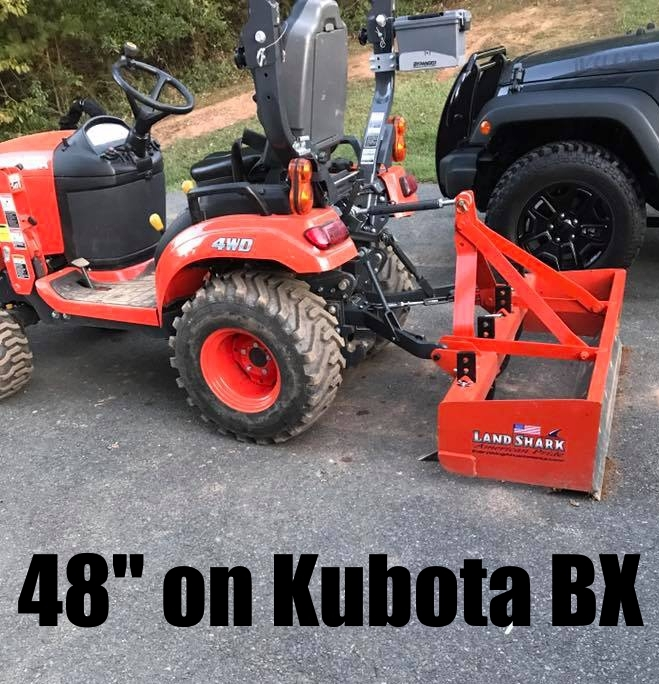 affordable subcompact tractor box
