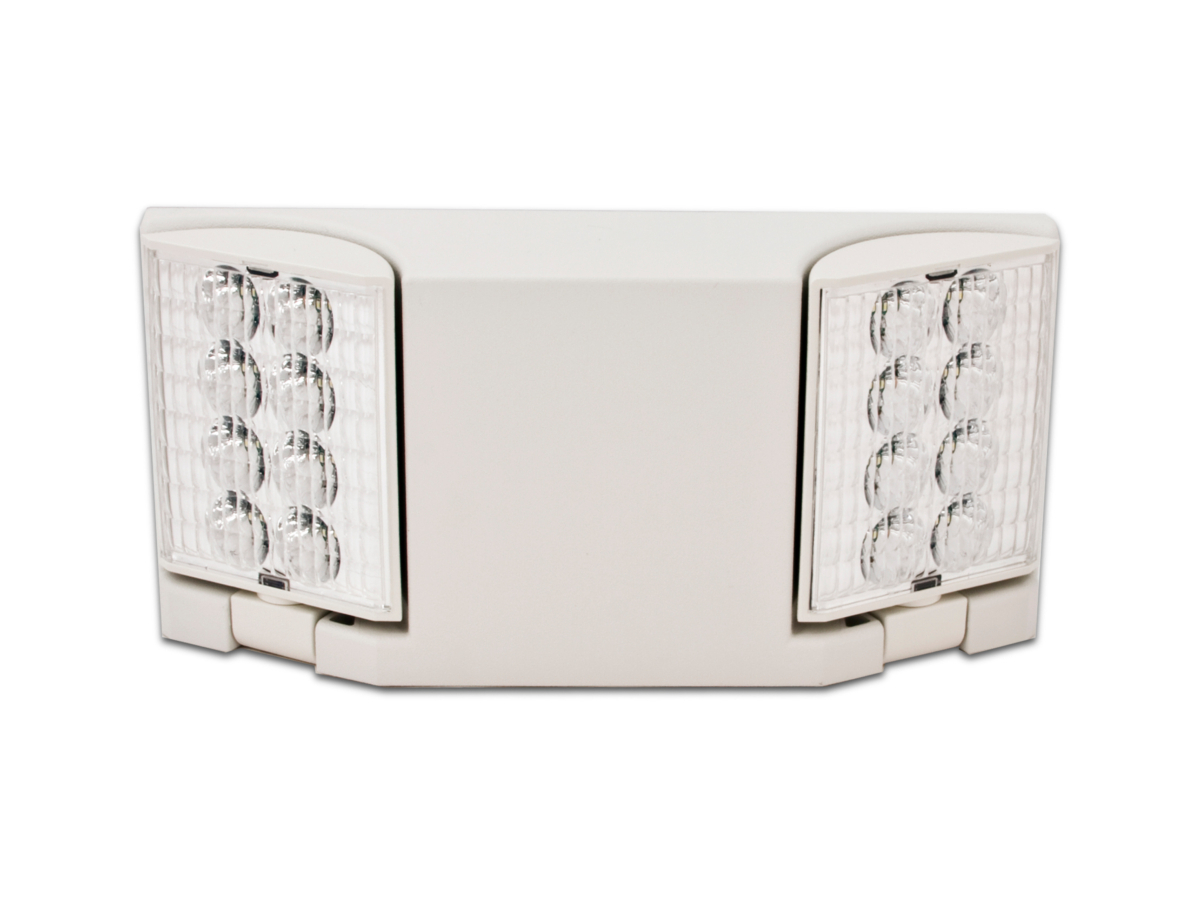 medium resolution of emergency light fixture hl0223l w larger photo email a friend