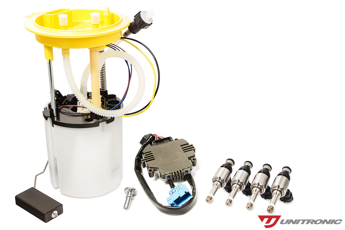 hight resolution of high output fuel system for 2 0l tsi