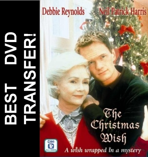 The Christmas Wish DVD 1998 899 Neil Patrick Harris BUY NOW RareDVDsBiz