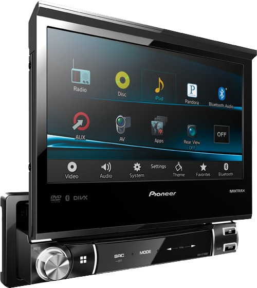 Pioneer Avh X1500dvd Wiring Diagram For Pinterest