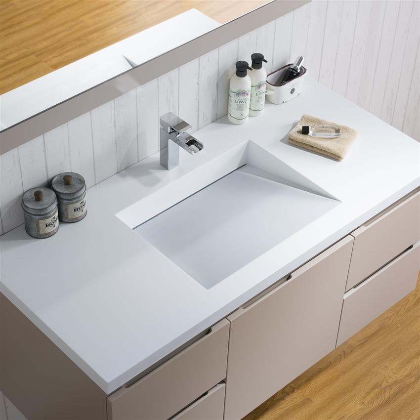 vanity adams 49 infinity sink