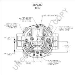 Leece Neville 160 Amp Alternator Wiring Diagram : 47