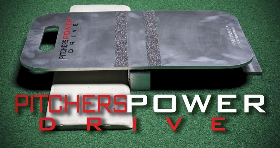 Pitchers Power Drive Pitching Mechanics Training Aid
