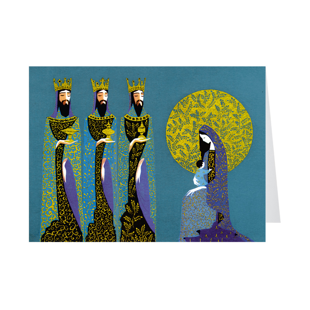 The MET Earle Three Wise Men Boxed Holiday Cards
