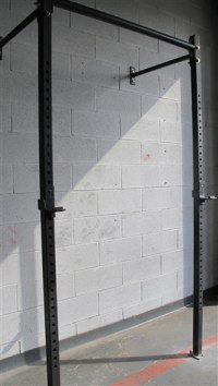 2x2 Wall Mounted Squat Rack