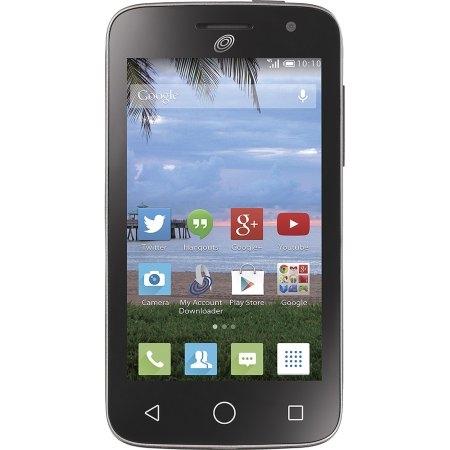 New Alcatel Pop Nova 4G LTE Black