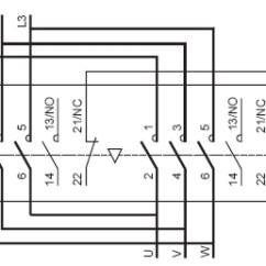 Telemecanique Reversing Contactor Wiring Diagram 1991 Toyota Camry Fuse Box 2 Pole 120 Volt Coil 4 ~ Odicis