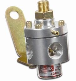 mallory fuel pressure regulators [ 1225 x 1500 Pixel ]