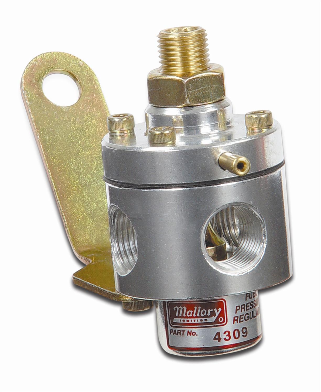 hight resolution of mallory fuel pressure regulators
