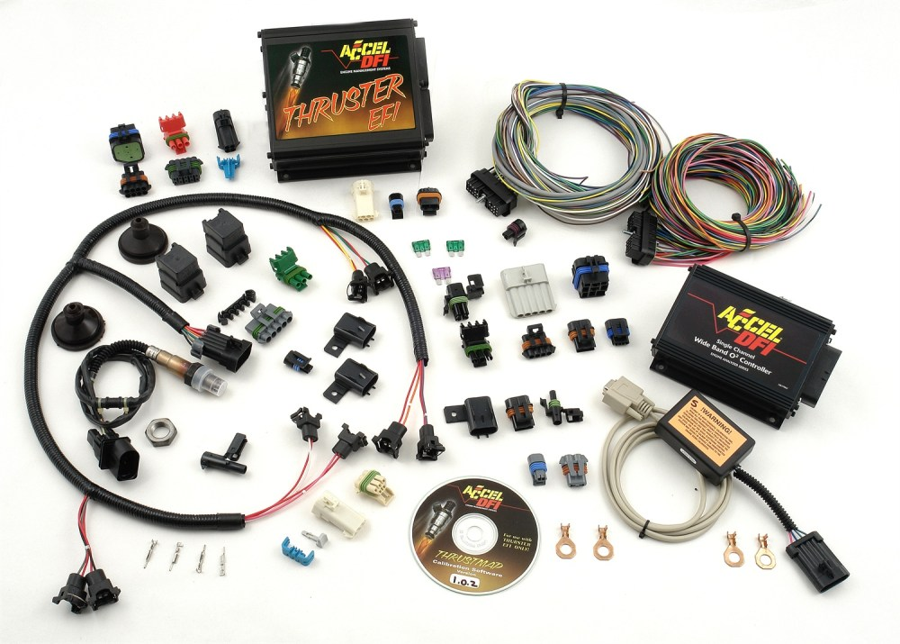 medium resolution of accel fuel injection systems