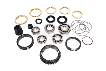 Master Bearing, Seal, Sleeve & Brass Synchro Kit for