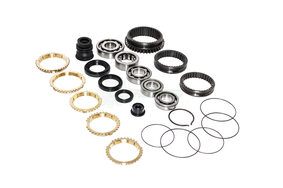 Master Bearing, Seal, Sleeve & Brass Synchro Kit for a 92
