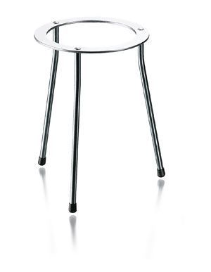 TRIPOD STAND Height 210 mm Stainless Steel SCIENCE