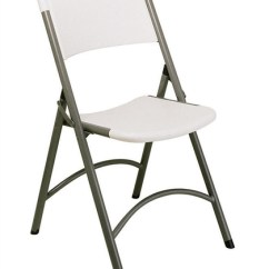 White Folding Chairs Swivel Chair Without Wheels Comfort Florida Molded Foldng Larger Photo Email A Friend