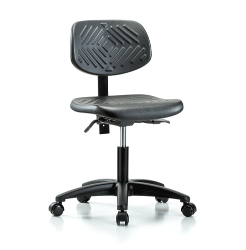 posture chair demo tan office perch esd cleanroom chairs stools