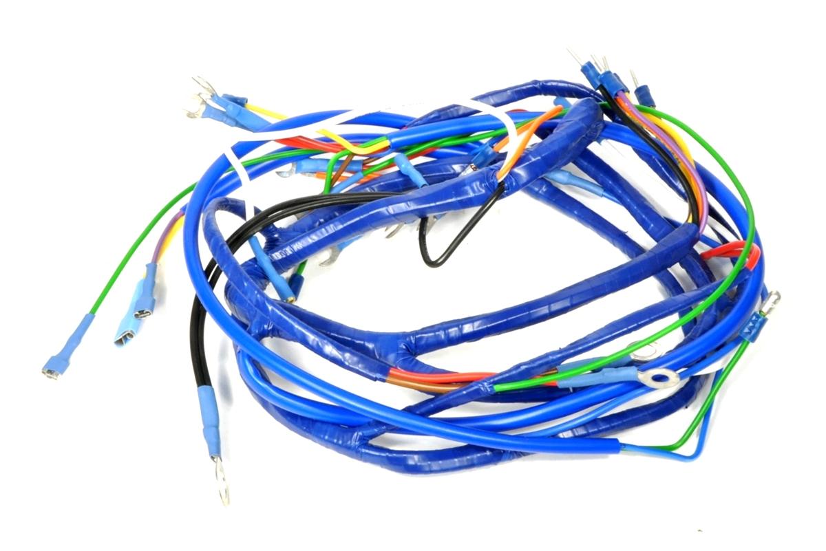fordson dexta wiring loom harness 957e14401d fordson major wiring loom diagram fordson dexta wiring harness [ 1200 x 801 Pixel ]