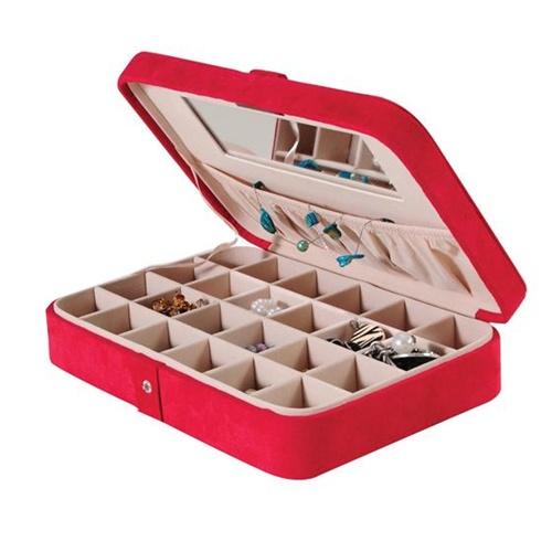 Earring Case Storage Box