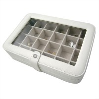 Mele Earring Organizer Box and Travel Jewelry Cases