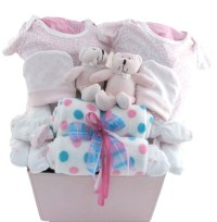 Gift Baskets For Twins  Gift Ftempo