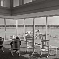 Troutman Rocking Chairs Chair Covers For Recliners Here 39s Why So Many Airports Have The Verge