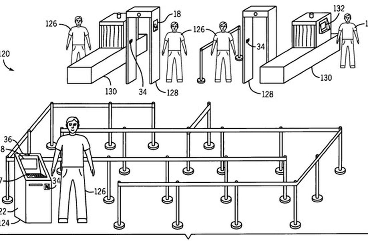 Apple granted patent for NFC-based airport check-in system